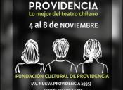Festival de Teatro Providencia