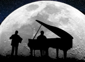 Concierto de Piano bajo Las Estrellas en el Planetario
