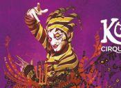 Kooza del Cirque du Soleil en Chile