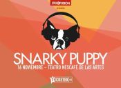 Snarky Puppy en Teatro Nescafé de las Artes