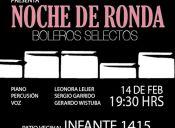Noche de Ronda en Centro de Creaciones Infante 1415