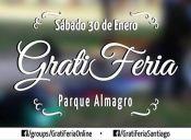 GratiFeria en Parque Almagro