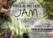 Hafla JAM de Danza del Vientre Tribal en Parque de Las Esculturas
