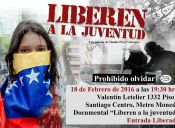 Documental: Liberen a la Juventud