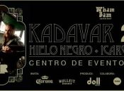 Concierto de Kadavar en Chile