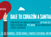 Dale tu corazón a Santiago