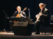 Dúo Orellana y Orlandini en Teatro Zócalo