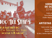 Santiago All Stars en Ex Oz