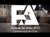 Foro de Las Artes 2015