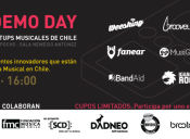 Pulsar Demo Day · 1er Demo Day Startups Musicales de Chile