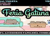 Feria Gatuna en Espacio Cultural Violeta