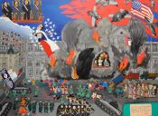 Exposicón de  Alberto Jerez en Galería de Arte Posada del Corregidor