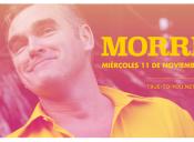 Concierto de Morrissey en Chile
