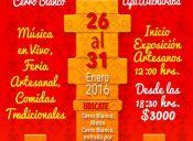 22 Feria Indígena en Cerro Blanco