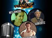 StandUp Comedy en Arco y Baleno - Mey Zamora, Juan Ortiz y MrFeromonas