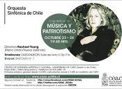 Concierto nº18 – Música y Patriotismo