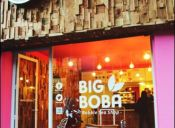 Big Bubble Tea Shop