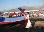XIX Semana de la Chilenidad 2013, Parque Alberto Hurtado