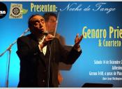 Genaro Prieto y El Cuarteto Sur en