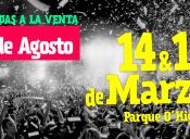 Confirmado: Lollapalooza 2015 se realizará el 14 y 15 de Marzo