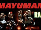 Mayumana celebra sus 17 años con Racconto, Teatro Municipal de Las Condes