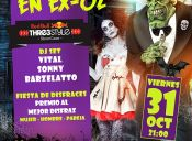 California Cantina Halloween 2014, en Ex Oz