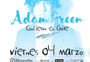 Adam Green en Chile
