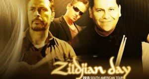 Evento Zildjian Day Santiago 2015
