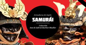 Armaduras de Japón en Centro Cultural Palacio La Moneda