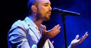 Concierto de Abel Pintos en Chile