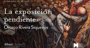 Exposición Pendiente en Museo de Bellas Artes
