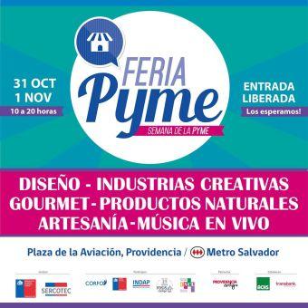Feria Pyme 2015