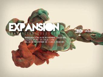 Exposición Colectiva Expansión