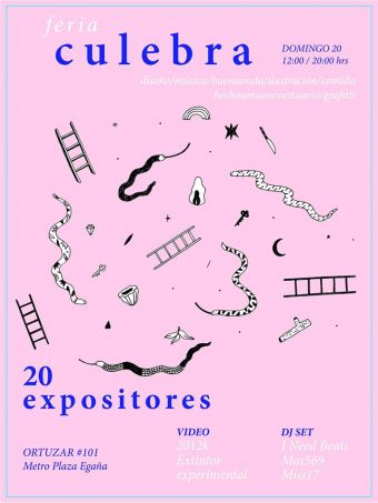 Feria culebra 2015 saliendo for Viveros en nunoa