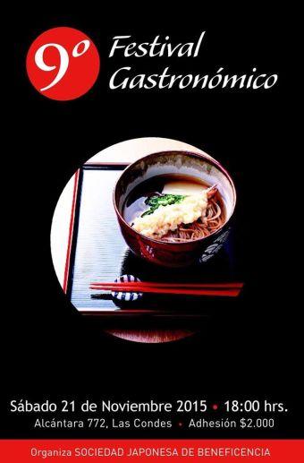 Festival Gastronómico 2015