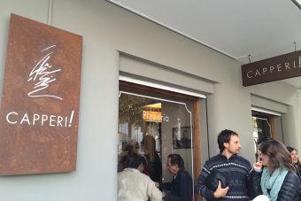 Capperi, un lujo de Barrio Italia