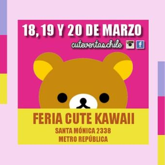 5ta Feria Cute Kawaii