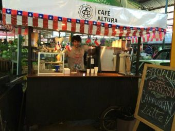 Café Altura - Café gourmet en la Vega Central