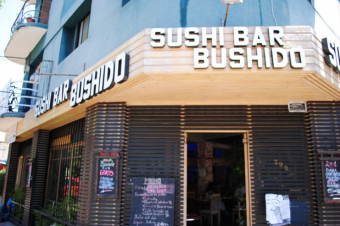 Sushi Bushido (Barrio Italia)