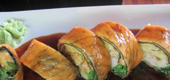 Zabo sushi Lastarria