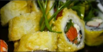 Baires Sushi Club (Barrio Brasil)