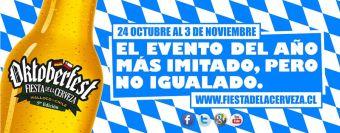 """Oktoberfest: """"La Fiesta de la Cerveza"""" 2013"""