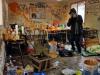 Formalizan a estudiantes por incidentes en el desalojo del Liceo Miguel de Cervantes
