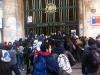 Estudiantes se tomaron esta mañana las dependencias del Mineduc