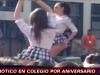 [VIDEO] Controversia por show de bailarinas eróticas en aniversario del Liceo Lastarria