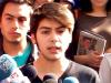 Vocero de la Coordinadora Nacional de Estudiantes Secundarios llama terminar con la PSU