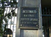 Despiden a dos profesores del INBA por incitar a alumnos a tomarse el colegio
