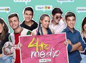 4° Medio vuelve a las pantallas de TVN la próxima semana