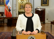 Así lucía la Presidenta Bachelet y sus ministros cuando eran estudiantes