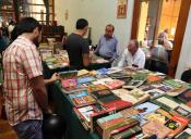 Hasta el 14 de febrero se encuentra abierta la Feria del Libro Usado de la U. Mayor